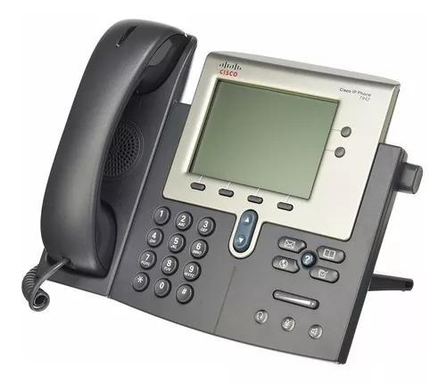 Telefone ip cisco 7942g voip sip novo na caixa s