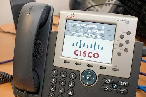 Telefone ip cisco 7965g c/fonte - frete grátis