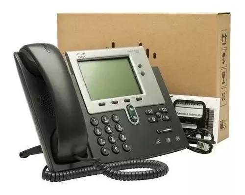 Telefone ip cisco cp 7942g voip - mega promoção!!!