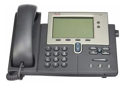 Telefone ip cisco cp 7942g voip poe 7900 series nfe