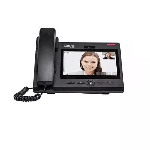 Telefone ip giga tip 638v intelbras c/ nota fiscal