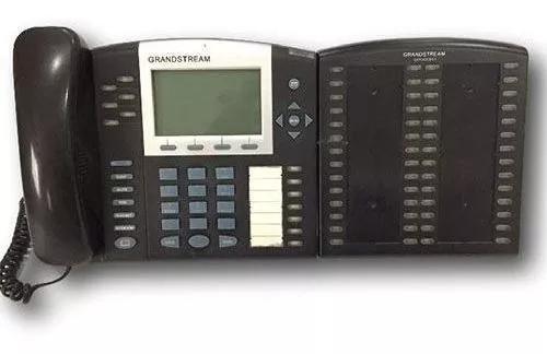 Telefone ip grandstream gxp 2020 com expansor de teclas