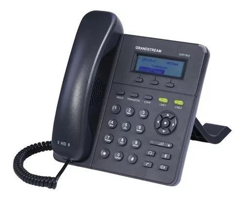 Telefone ip grandstream gxp1400 e gxp1625 - 4 unid. usados!