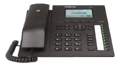 Telefone ip tip 425 - intelbras envio imediato