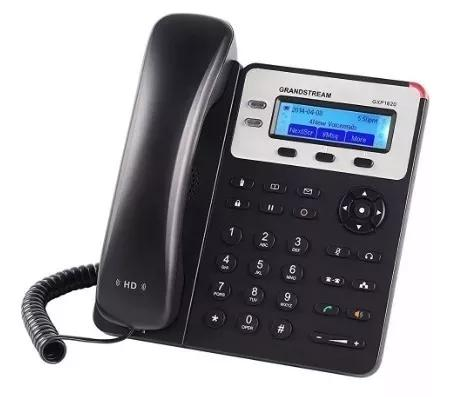 Telefone ip voice grandstream gxp1620/1625 + nf