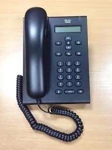 Telefone ip voip cisco cp 3905
