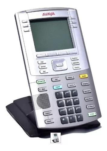 Telefone ip / voip nortel 1150e / call center / display