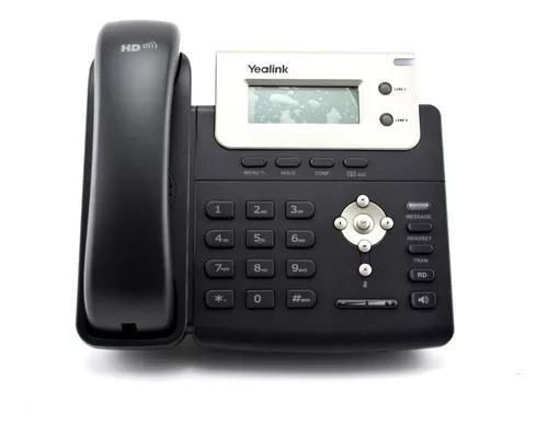 Telefone ip yealink sip-t20p com poe s