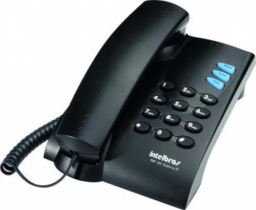 Telefone tip100 voip intelbrás
