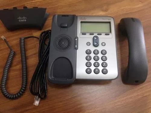 Telefone voip ip phone cisco 7911g (usado)