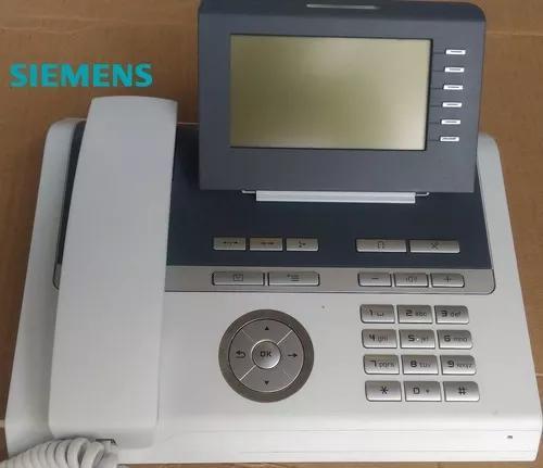 Telelefone ip s/ fonte openstage 40 hfa - unify si