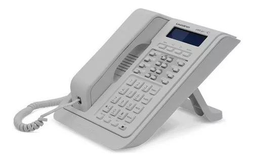 Terminal telefônico orbit.go ip leucotron