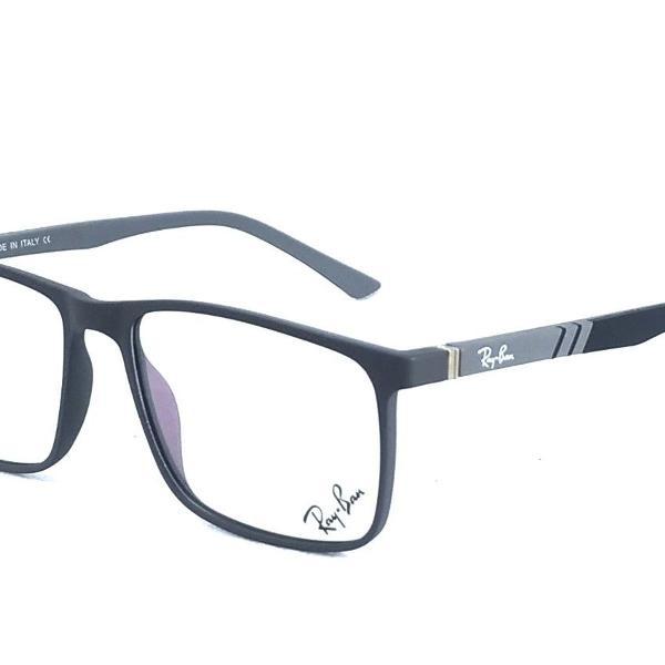 Armação de óculos de grau masculino ray ban rb1277