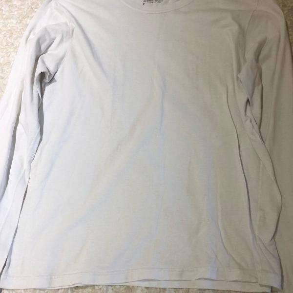Blusa taco manga comprida