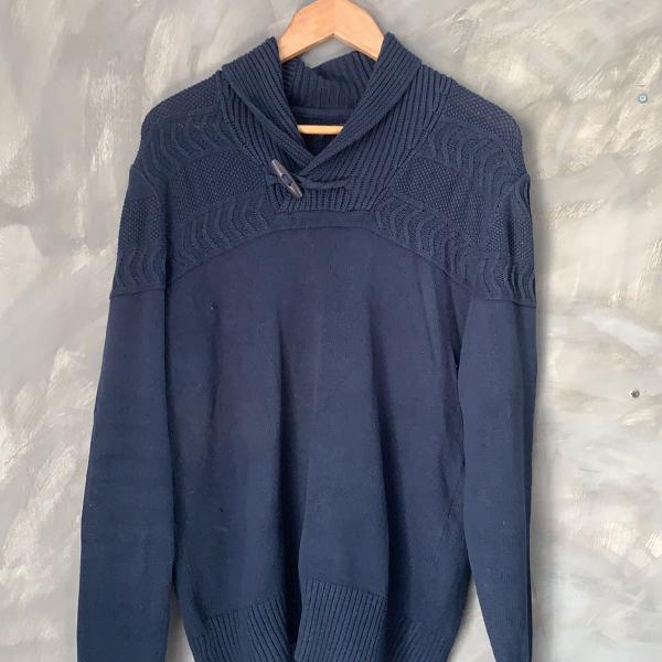 Blusa tricot siberian