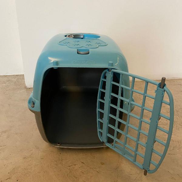 Caixa de transporte pet pequena (animais porte pequeno)