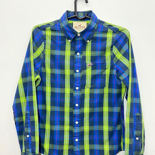 Camisa hollister california style