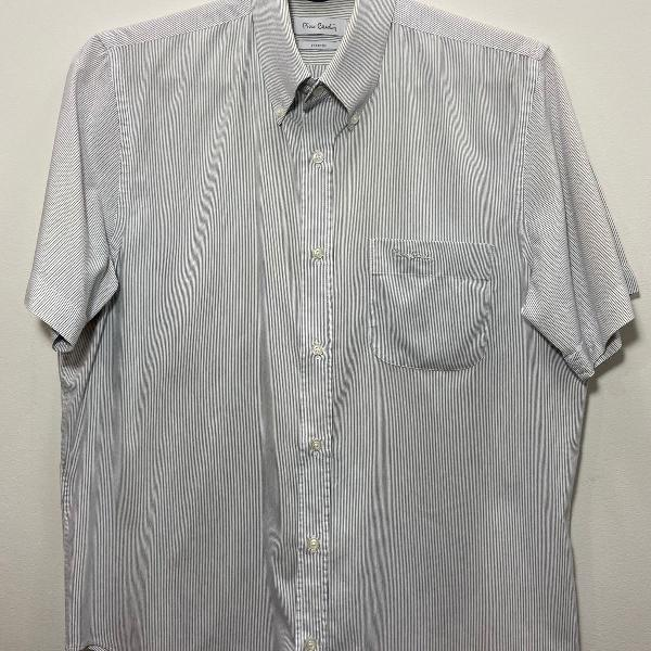 Camisa leve manga curta