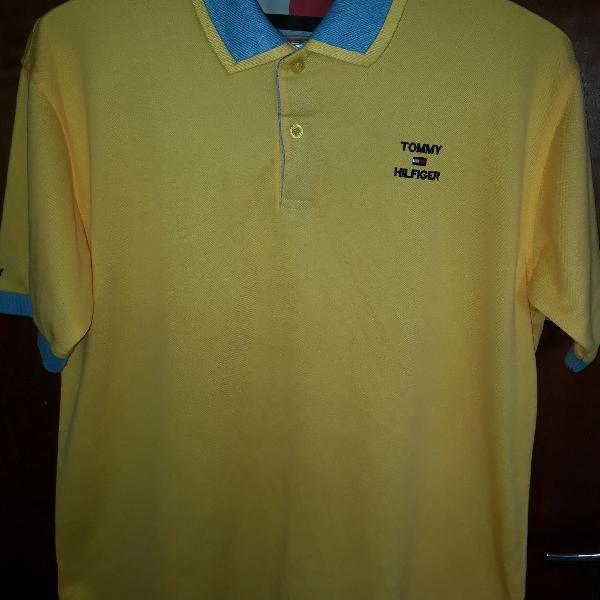 Camisa polo tommy hilfinger
