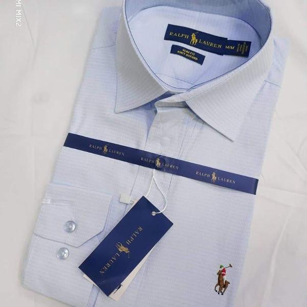 Camisa social ralph lauren originais lisa