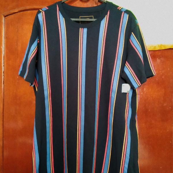Camiseta renner alongada