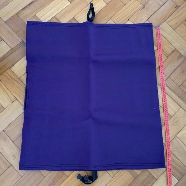 Capa proteção capa protetora para mala de viagem