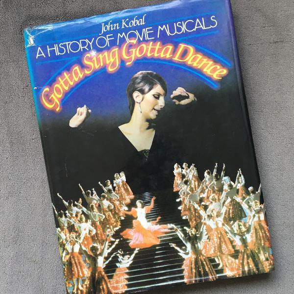 Livro história dos filmes musicais john lobal