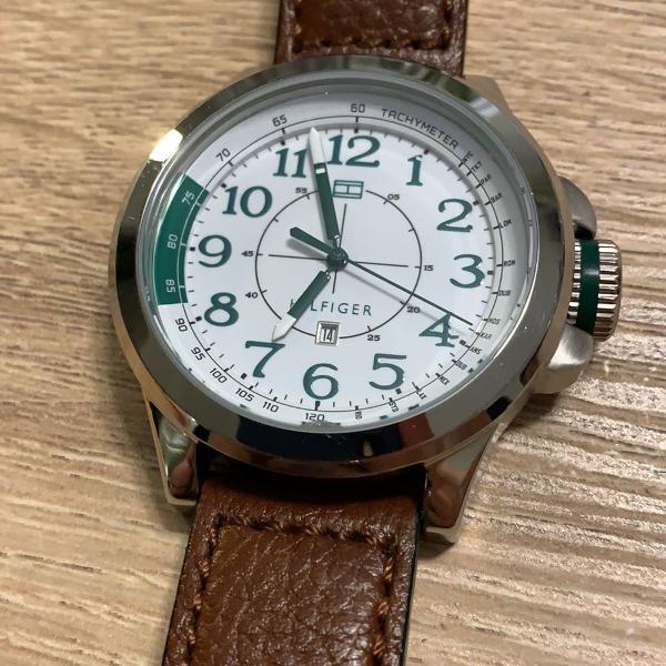 Relógio tommy hilfiger original zero km