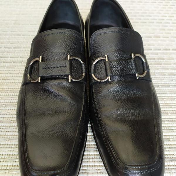 Sapato masculino salvatore ferragamo