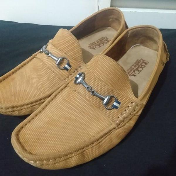 Sapatos sergio k leather gods mocassim tam 40 r$199