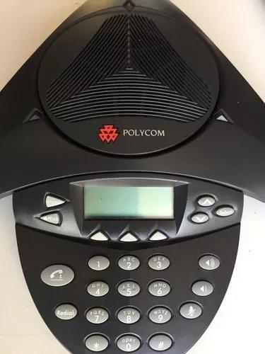 Udioconferência polycom ip 6000 sip asterisk + fonte