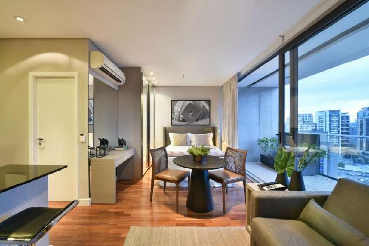 Alugo apto fl residence mobiliado altissimo padrão