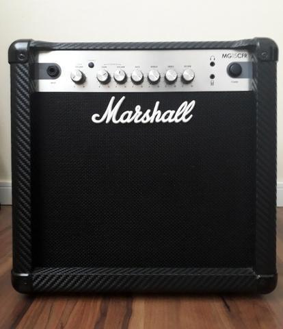 Amplificador marshall mg 15 crf