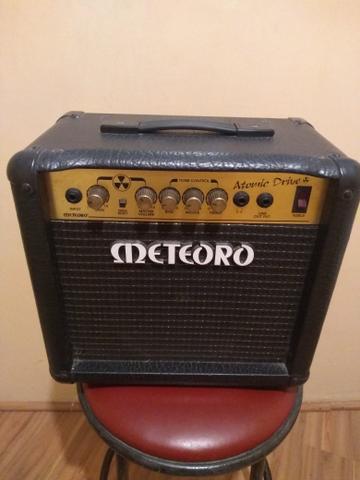 Amplificador de guitarra meteoro 20w
