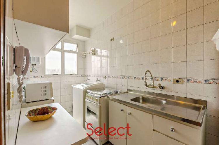 Apartamento 2 quartos 1 vaga para aluguel rebouças curitiba