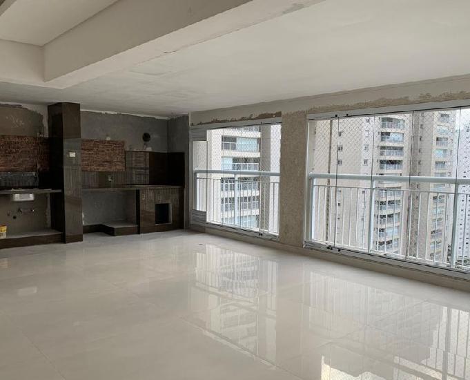 Apartamento alto padrão - 221 m2 - mooca - z. leste - sp