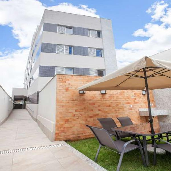 Apartamento aluguel - 77m 3q - bairro santo antônio - belo