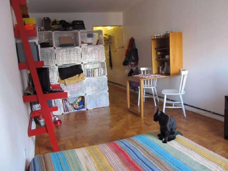 Apartamento para aluguel tem 30 metros quadrados com 1