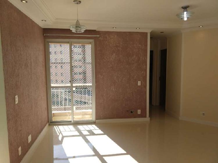 Apartamento para aluguel tem 50 metros quadrados com 2