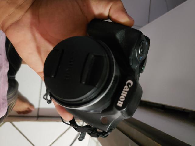 Camera cânon sx520hs