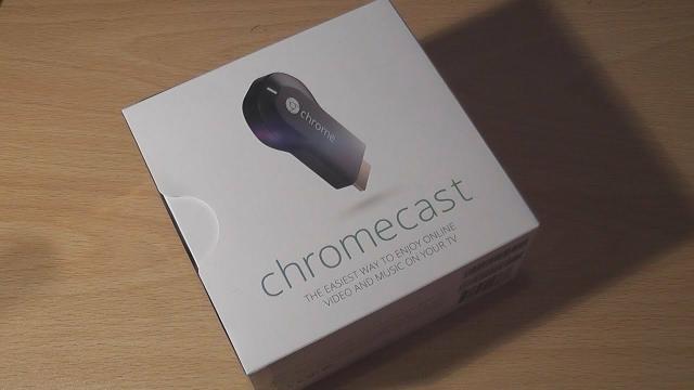 Chromecast original google smartv