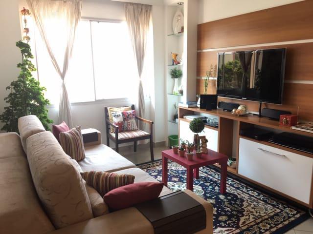 Excelente apartamento 68m2 - prox. jd. marajoara