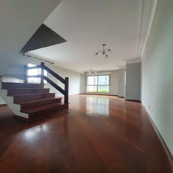 Excelente apartamento duplex no bairro higienópolis