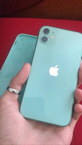 Iphone 11 verde 128gb