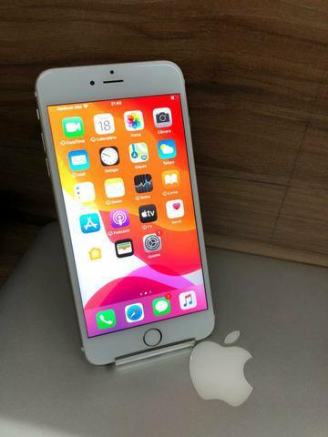 Lindo iphone 6s plus 64gb gold