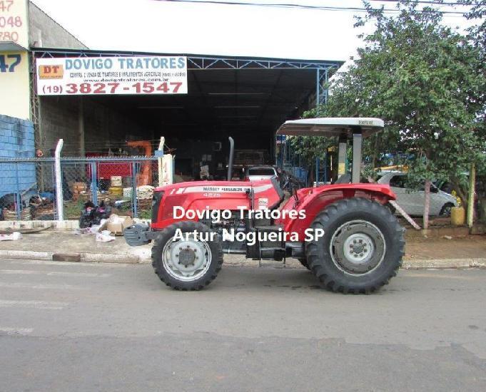 Massey ferguson 4275 4x4 ano 2010
