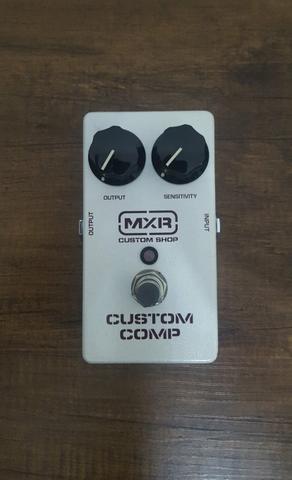 Pedal mxr custom comp
