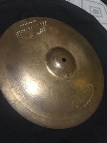 Prato orion cymbals solo pro master b8 14 pol