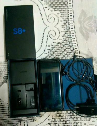 S8 plus (vendo ou troco por s10+)