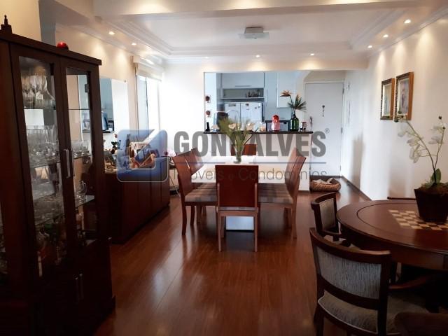 Venda apartamento sao bernardo do campo nova petropolis ref: